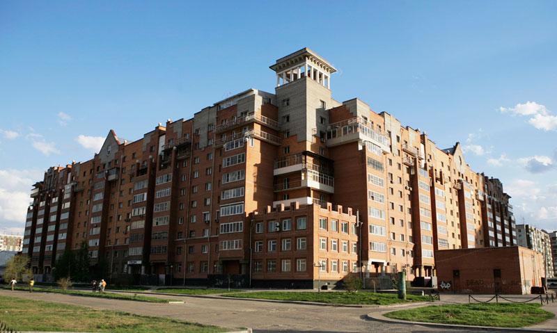 20 больница г. Красноярска